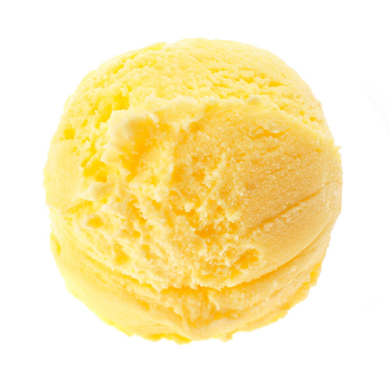 glace ananas
